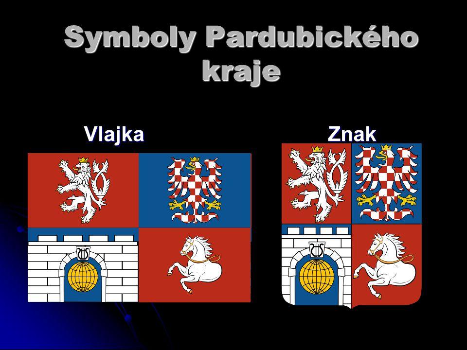 Symboly Pardubického kraje