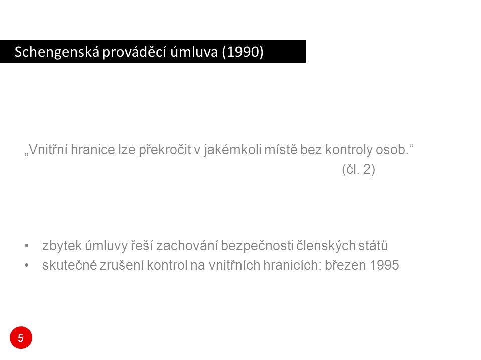 Schengenská prováděcí úmluva (1990)