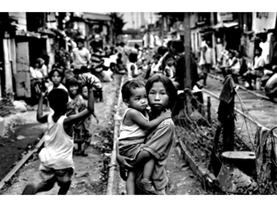 Sebastiano Salgado – Manila 1999 - Slumy