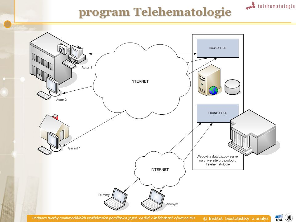 program Telehematologie
