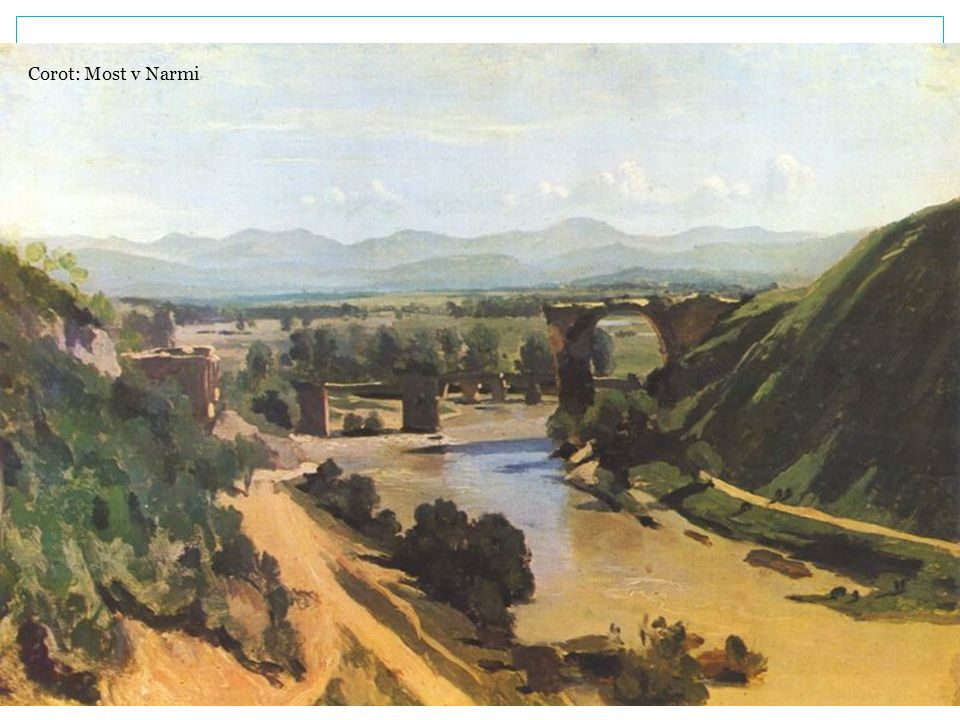 Corot: Most v Narmi