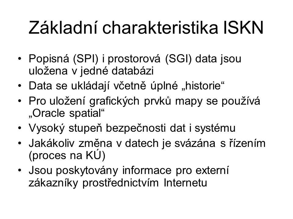 Základní charakteristika ISKN
