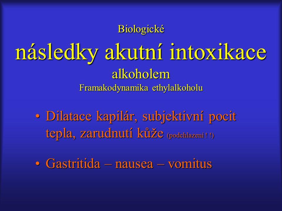 Gastritida – nausea – vomitus
