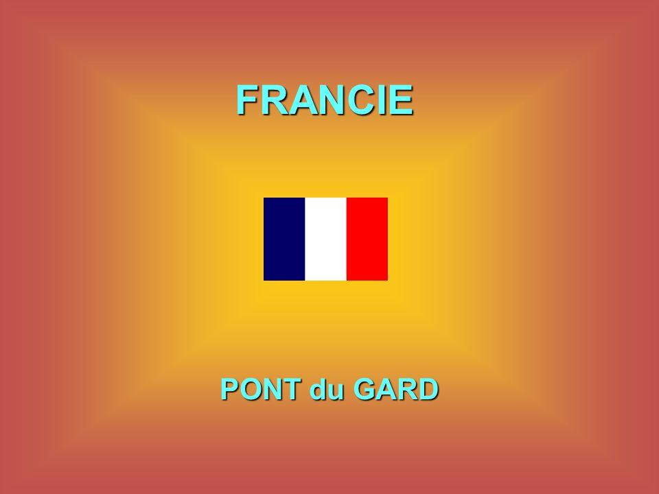FRANCIE PONT du GARD