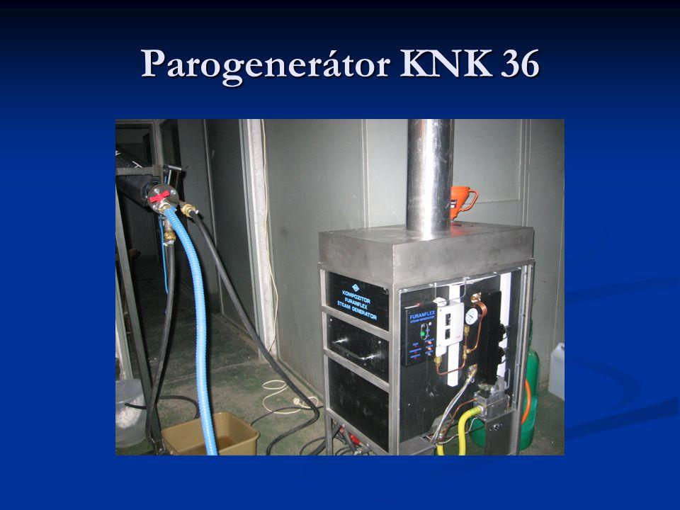 Parogenerátor KNK 36