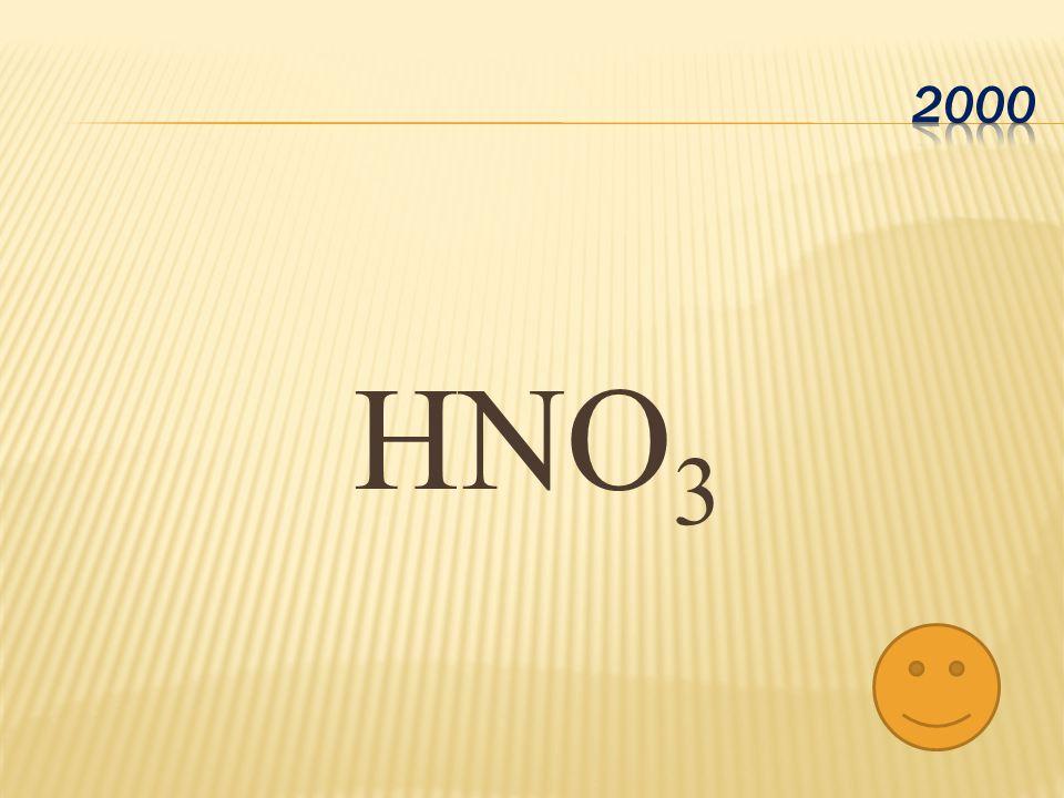 2000 HNO3
