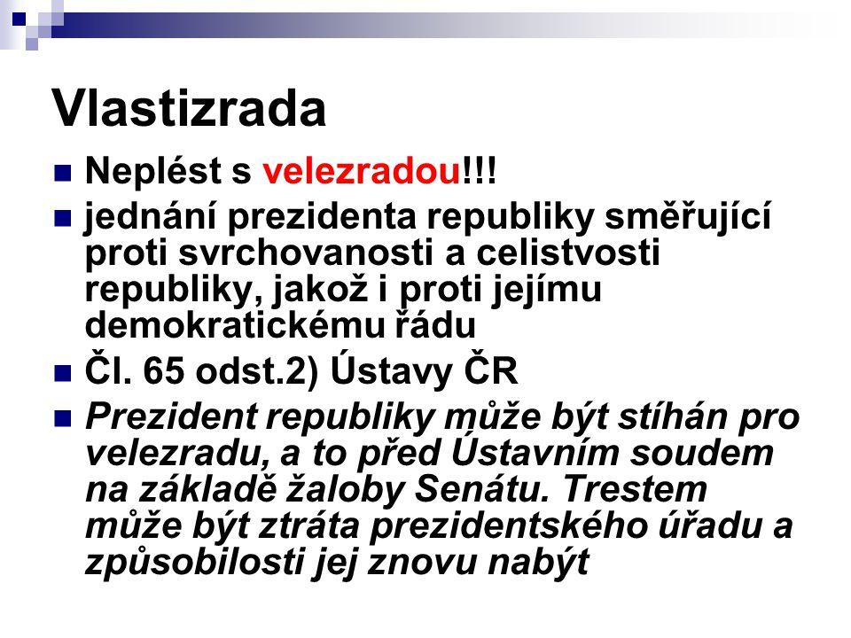 Vlastizrada Neplést s velezradou!!!