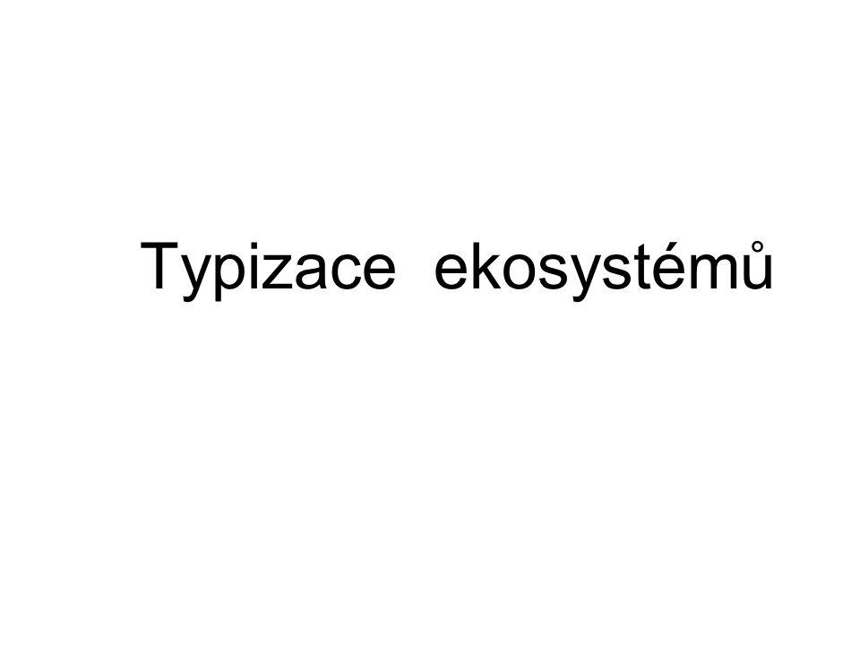 Typizace ekosystémů