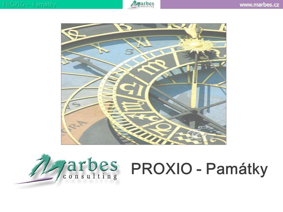 Podrobněji se podíváme na nejnovější přírůstek našeho řešení PROXIO.