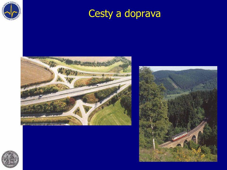 Cesty a doprava