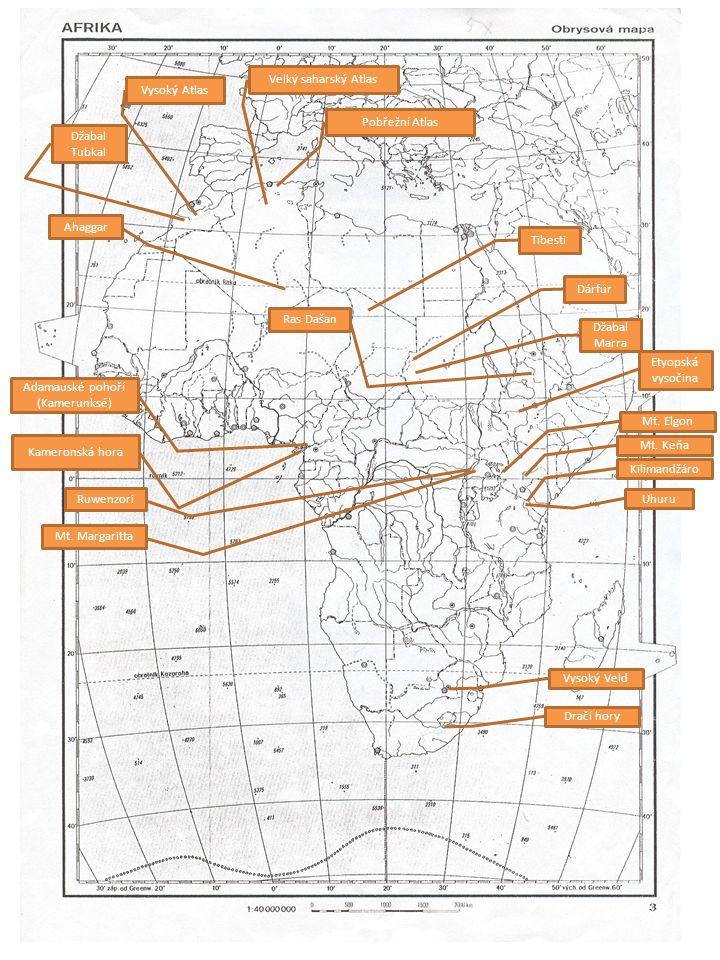 Adamauské pohoří (Kamerunksé)