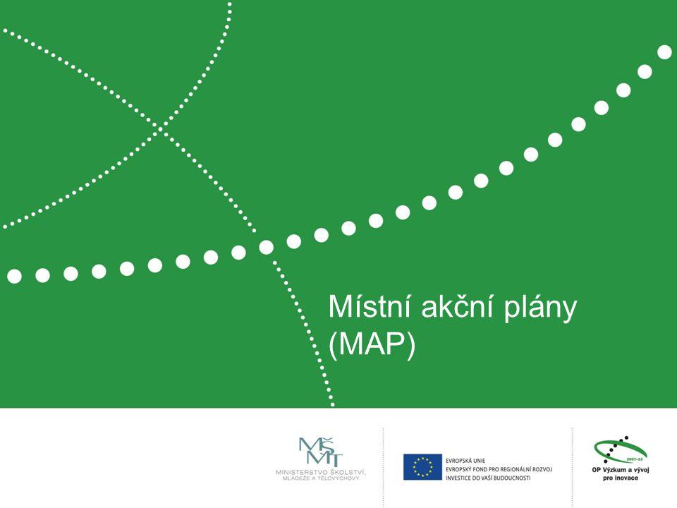 Místní akční plány (MAP)