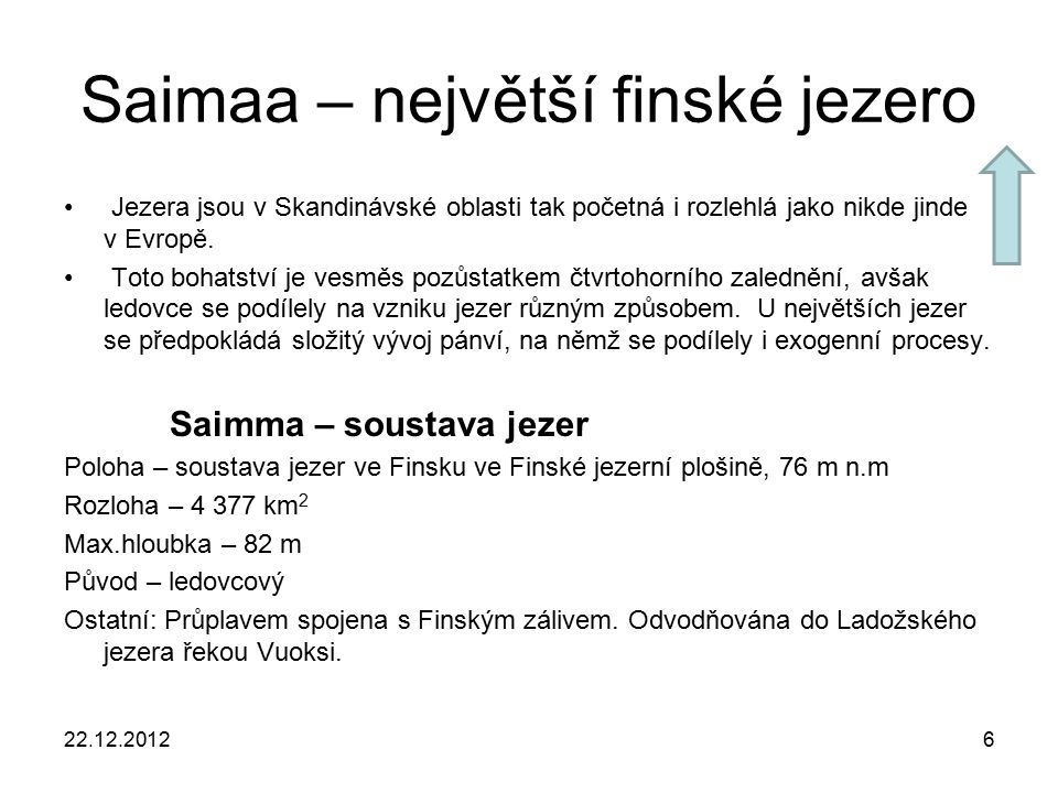 Saimaa – největší finské jezero