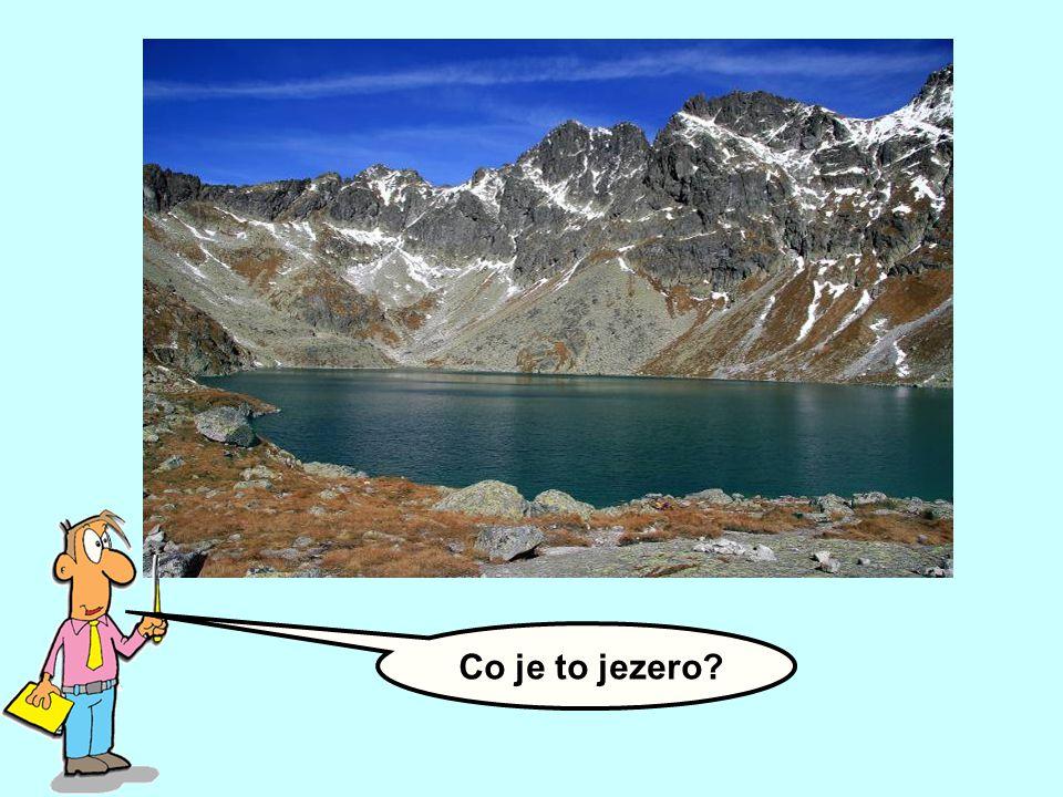 Co je to jezero