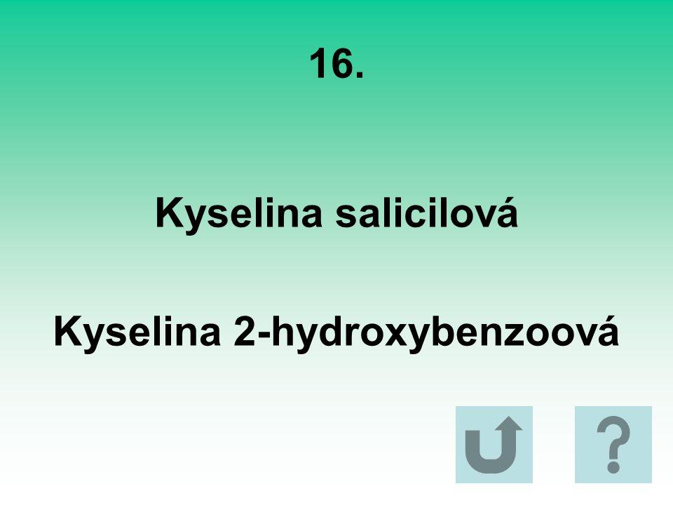 Kyselina 2-hydroxybenzoová