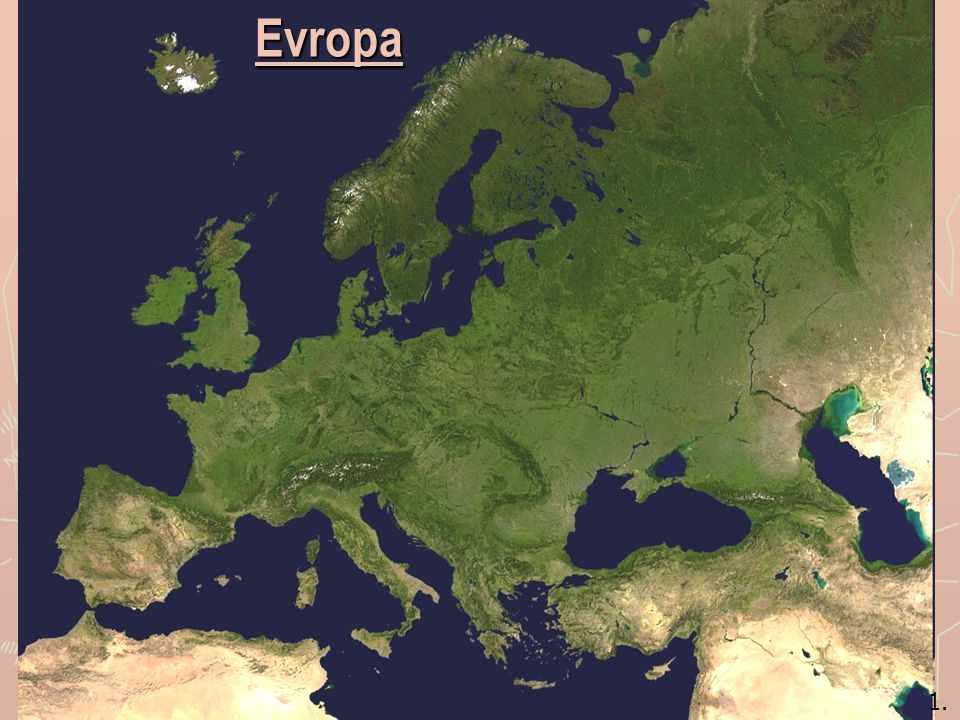 Evropa 1.