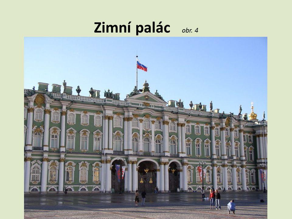Zimní palác obr. 4