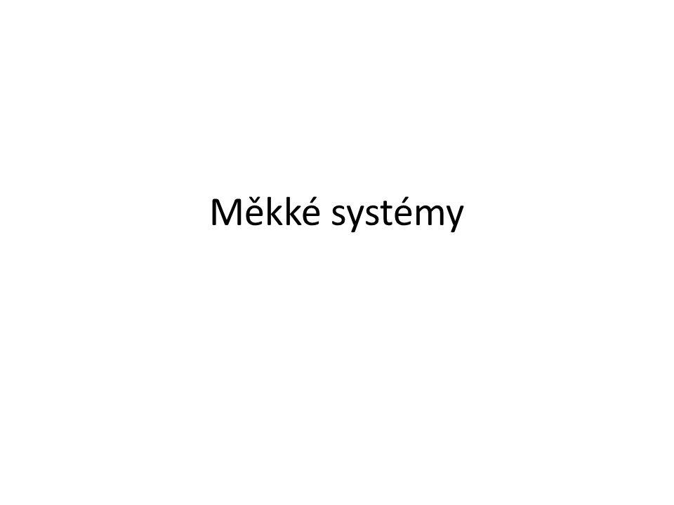 Měkké systémy