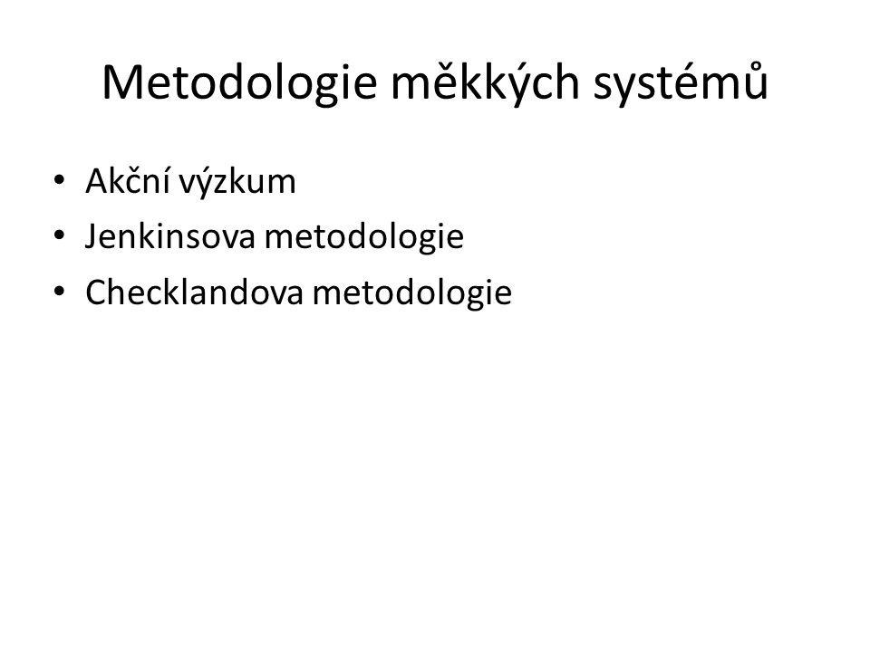 Metodologie měkkých systémů