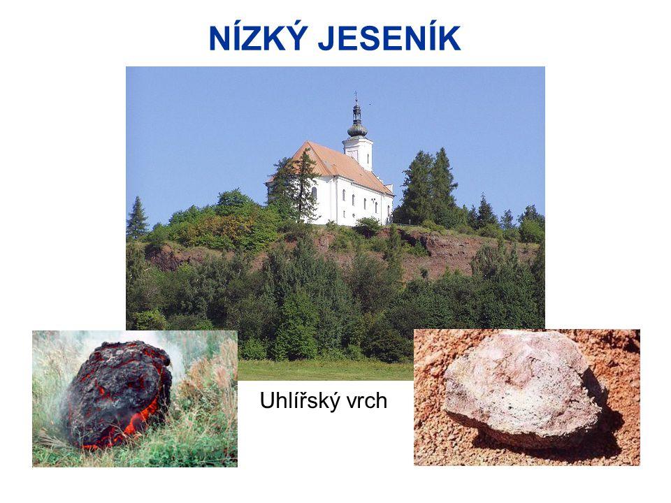 NÍZKÝ JESENÍK Uhlířský vrch