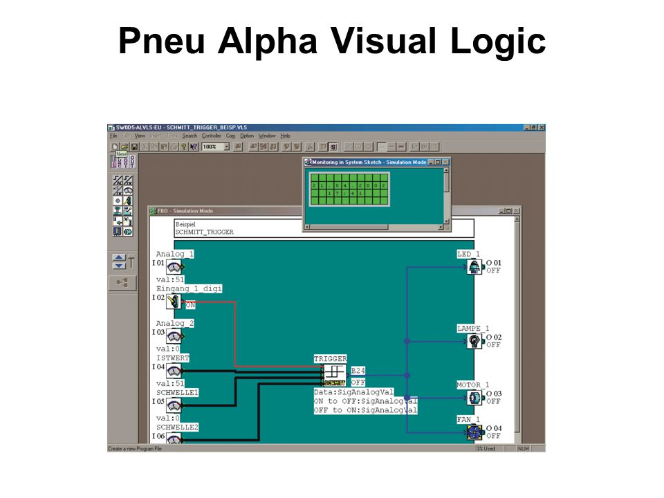 Pneu Alpha Visual Logic