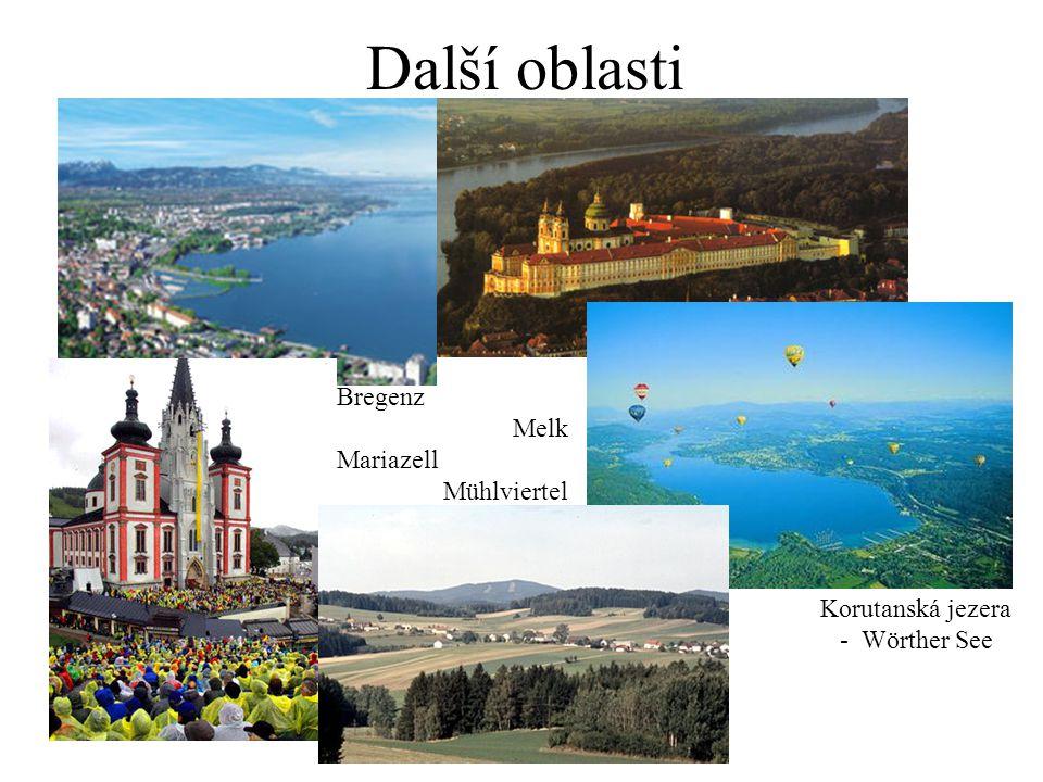 Korutanská jezera - Wörther See