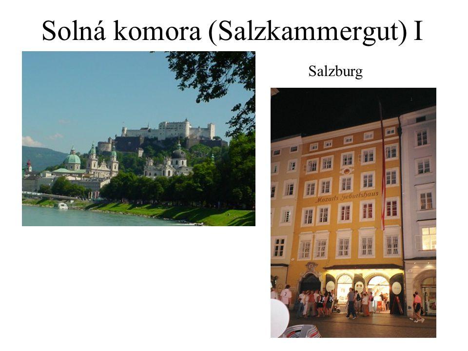 Solná komora (Salzkammergut) I