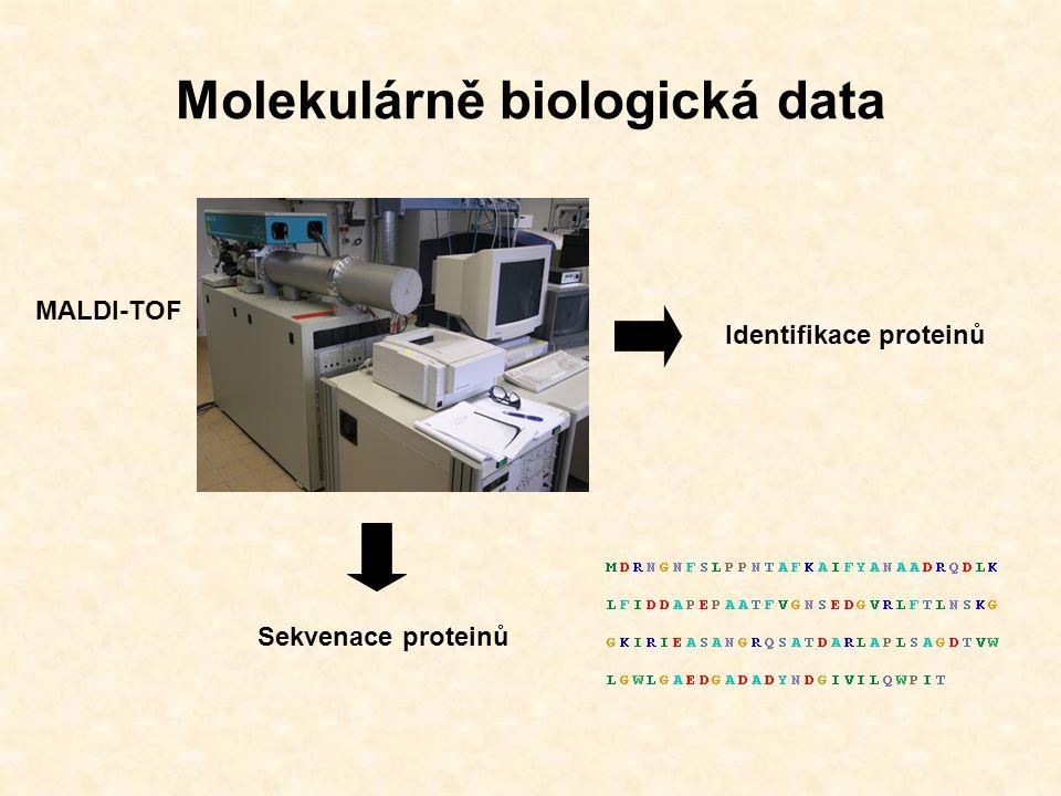 Molekulárně biologická data