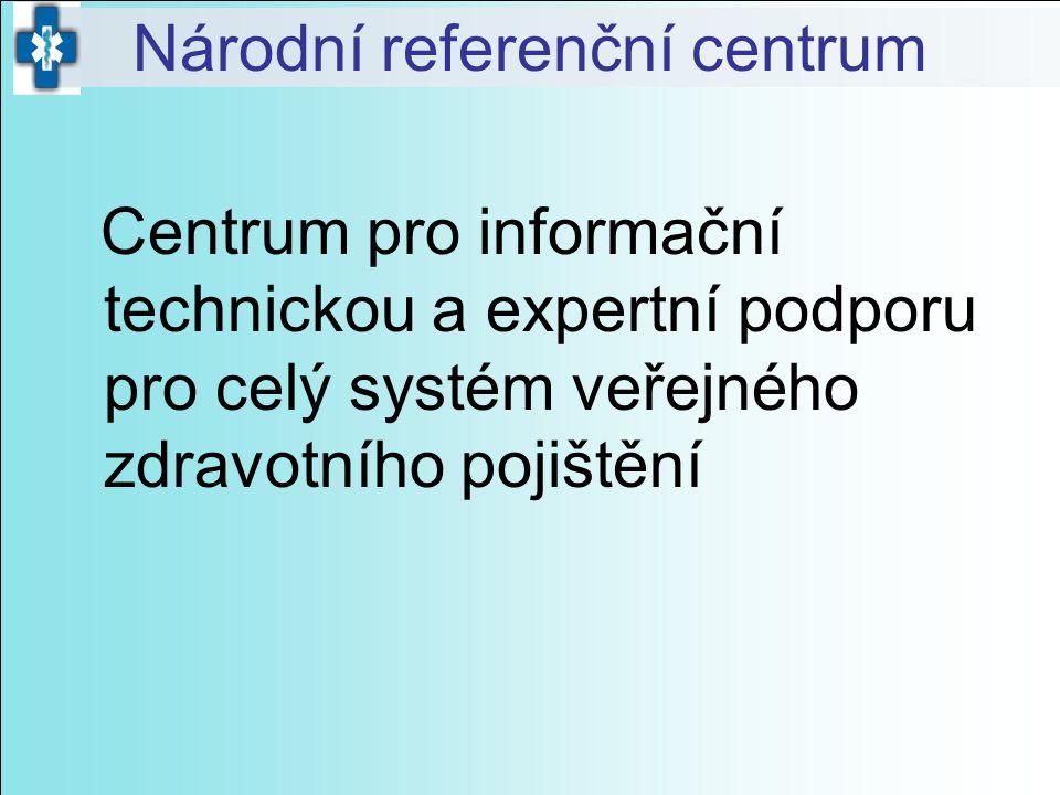 Národní referenční centrum