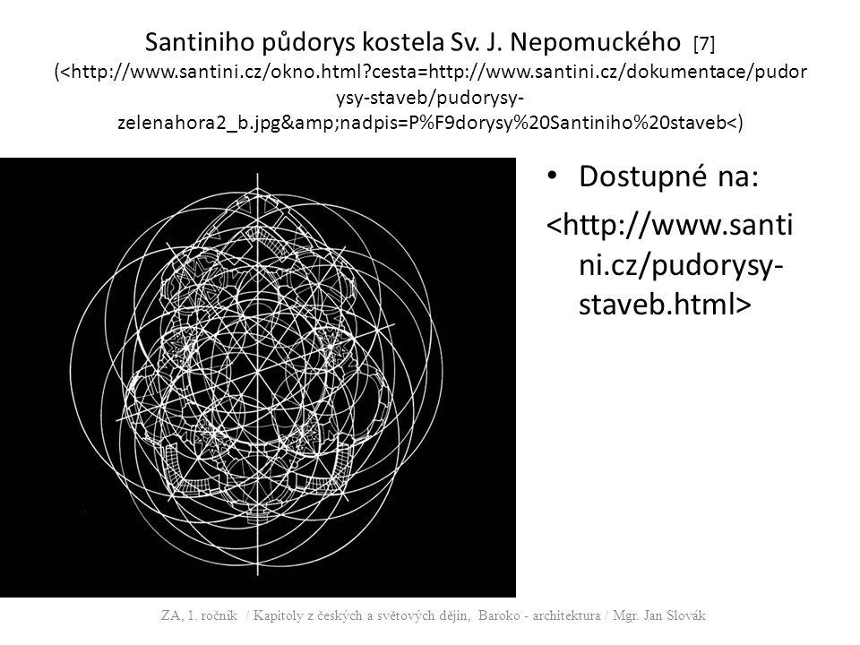 Dostupné na: <http://www.santini.cz/pudorysy-staveb.html>