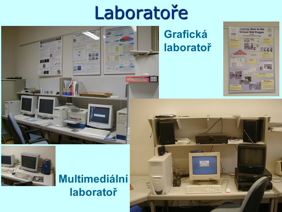 Multimediální laboratoř