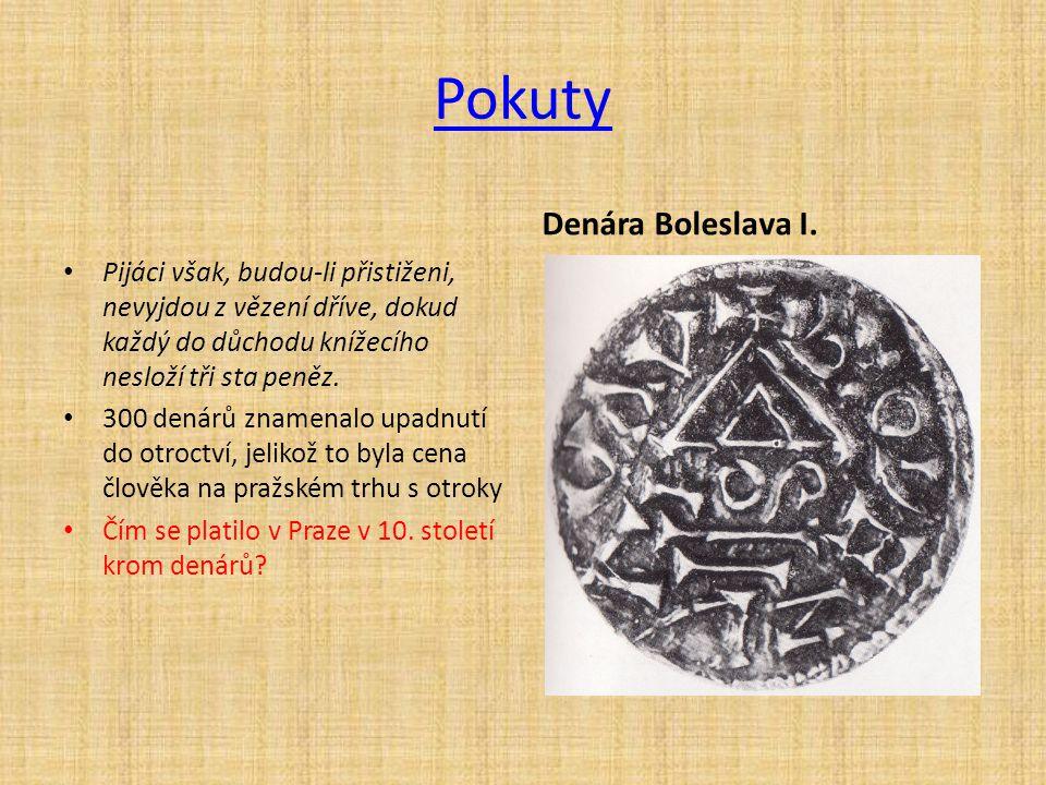 Pokuty Denára Boleslava I.