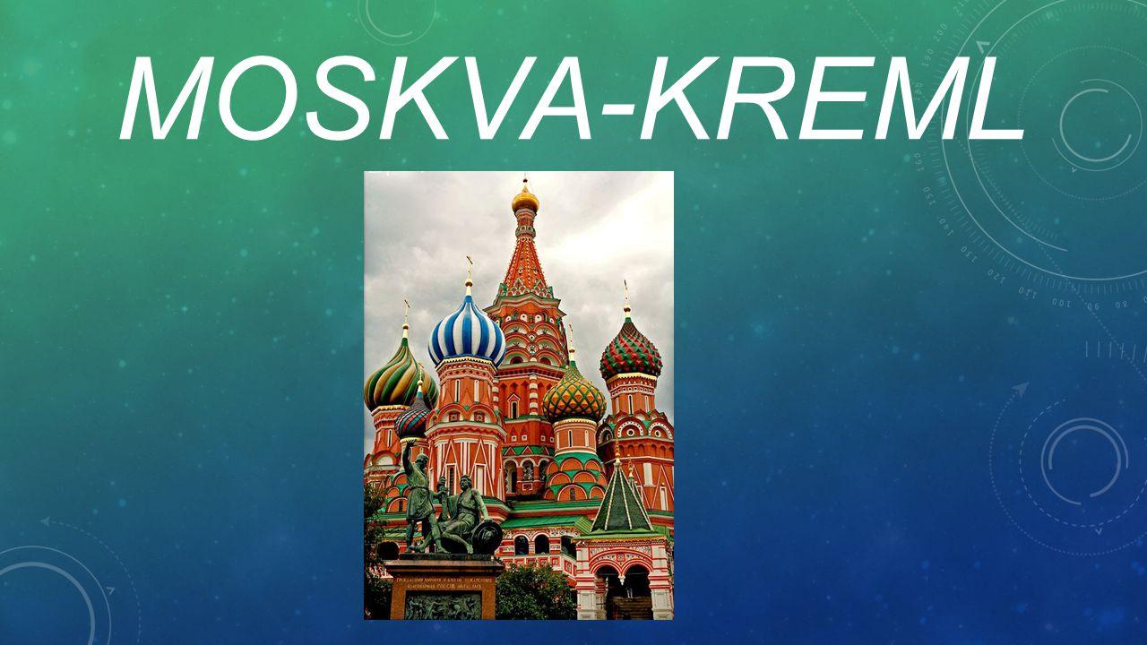 MOSKVA-Kreml