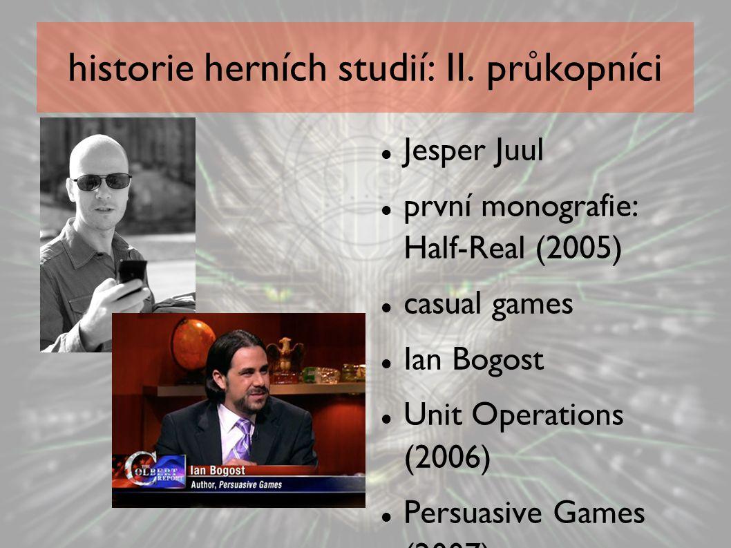 historie herních studií: II. průkopníci