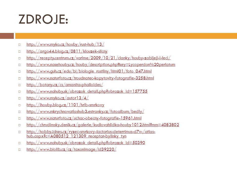 ZDROJE: http://www.myko.cz/houby/rust-hub/13/