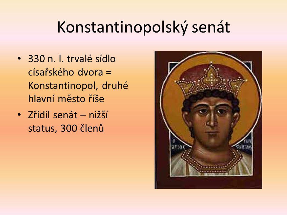 Konstantinopolský senát