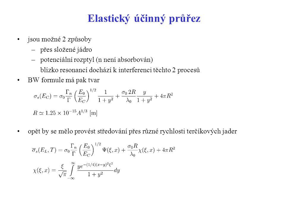 Elastický účinný průřez
