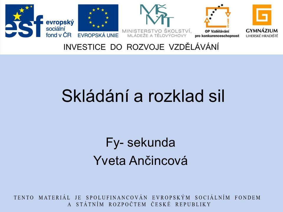 Fy- sekunda Yveta Ančincová