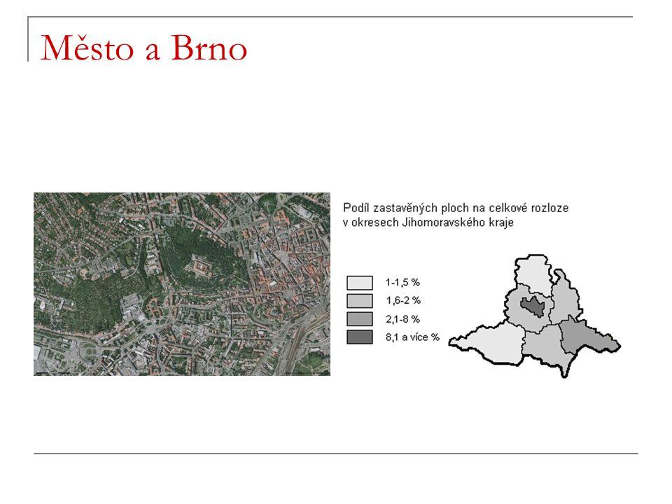 Město a Brno
