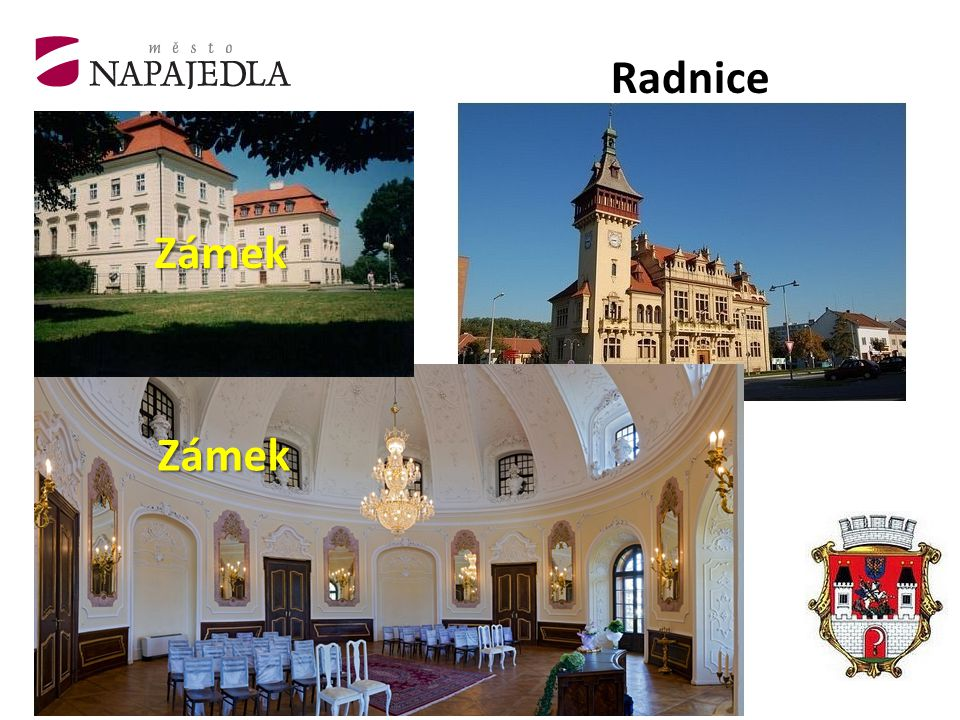 Radnice Zámek Zámek