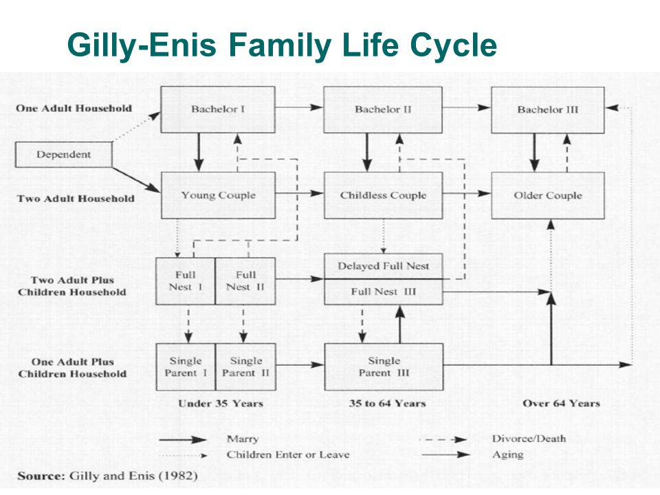 Gilly-Enis Family Life Cycle
