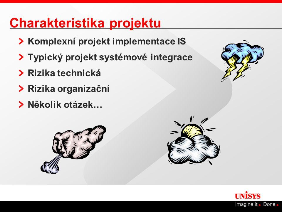 Charakteristika projektu