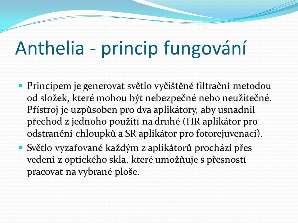 Anthelia - princip fungování