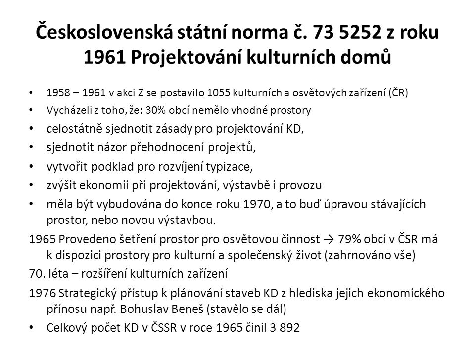 Československá státní norma č