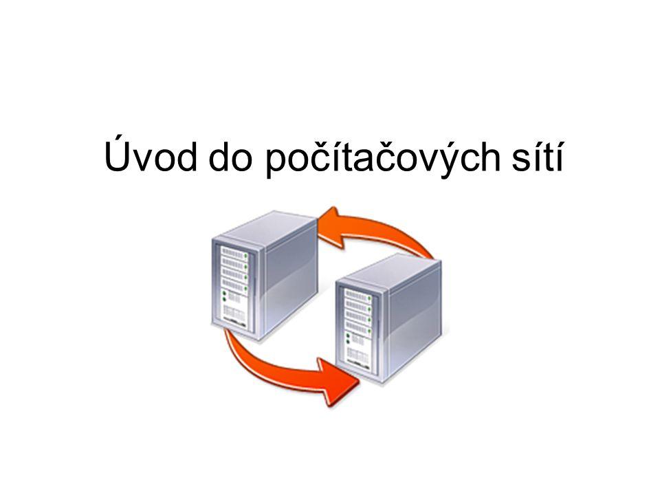 Úvod do počítačových sítí