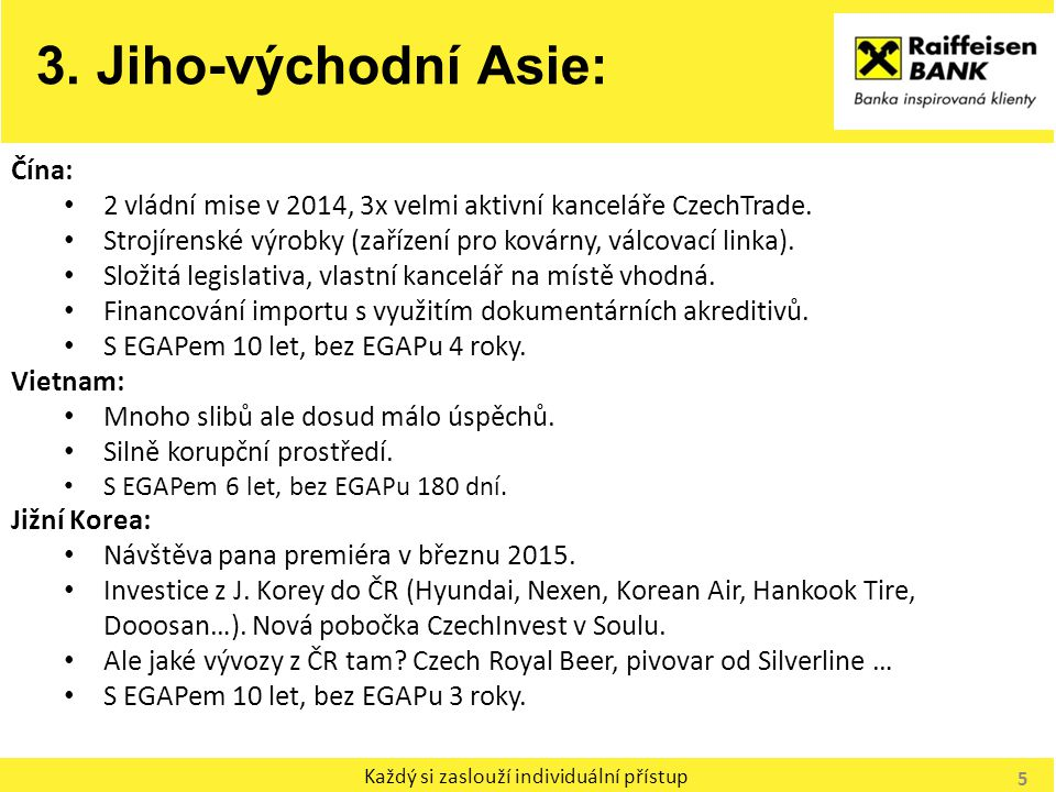 3. Jiho-východní Asie: Čína: