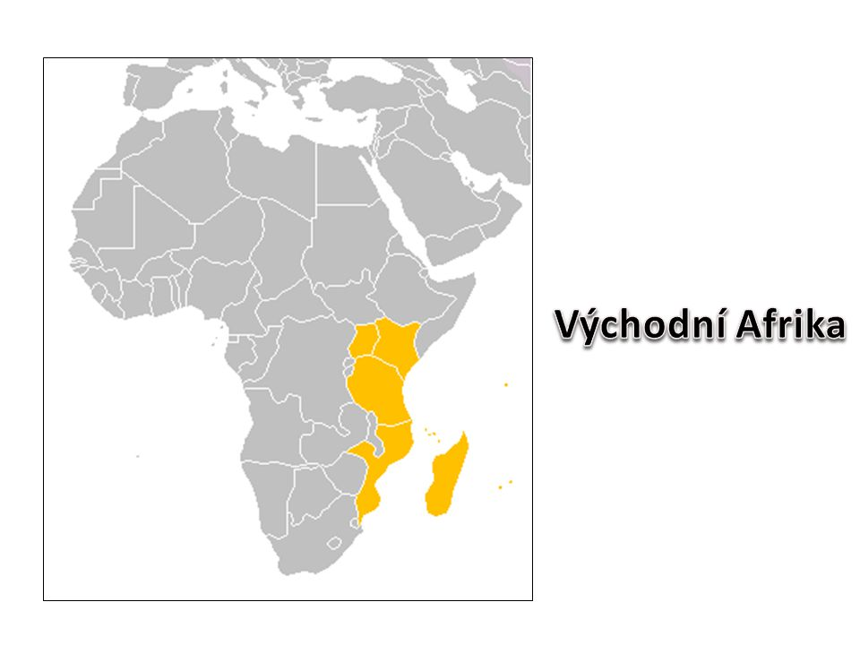 Východní Afrika http://upload.wikimedia.org/wikipedia/commons/2/23/Eastern-Africa-map.PNG
