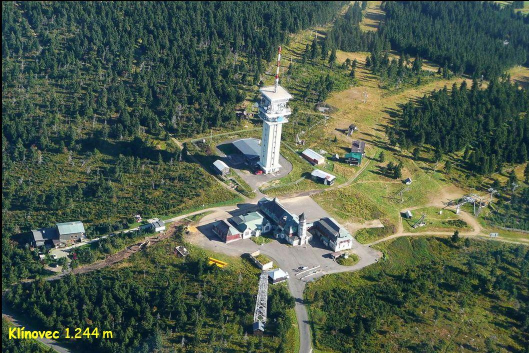 Klínovec 1.244 m