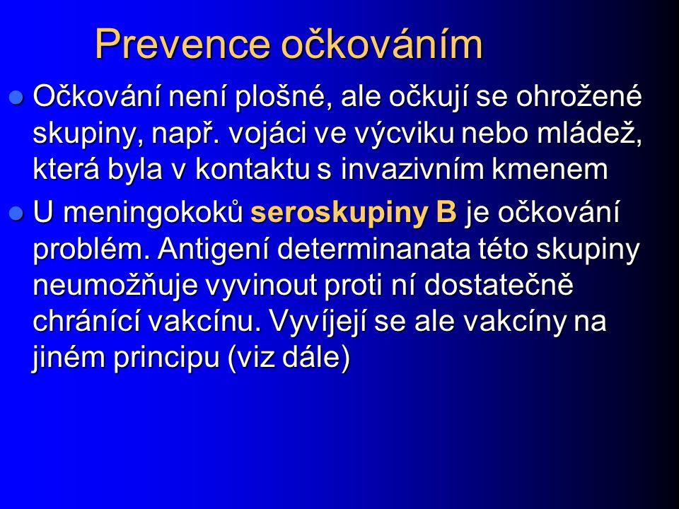 Prevence očkováním