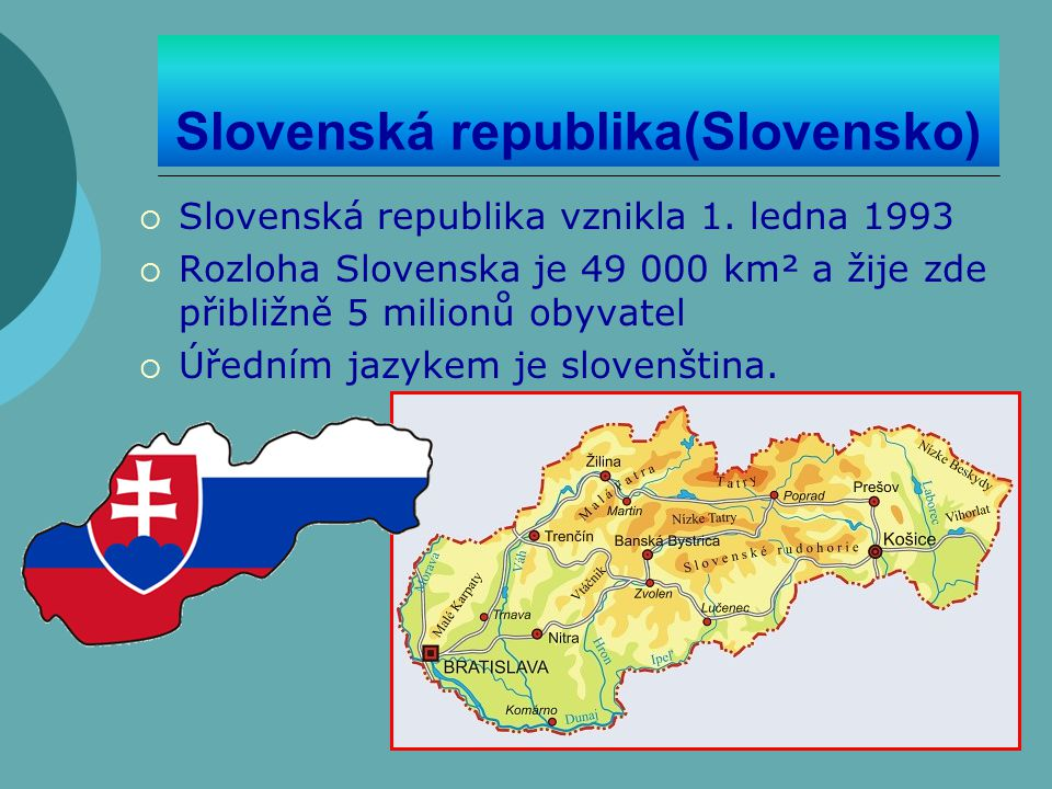Slovenská republika(Slovensko)